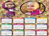 Calendário da Masha 2020