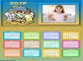Calendário Presépio 2019