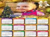 Calendário Árvore Natalina 2020